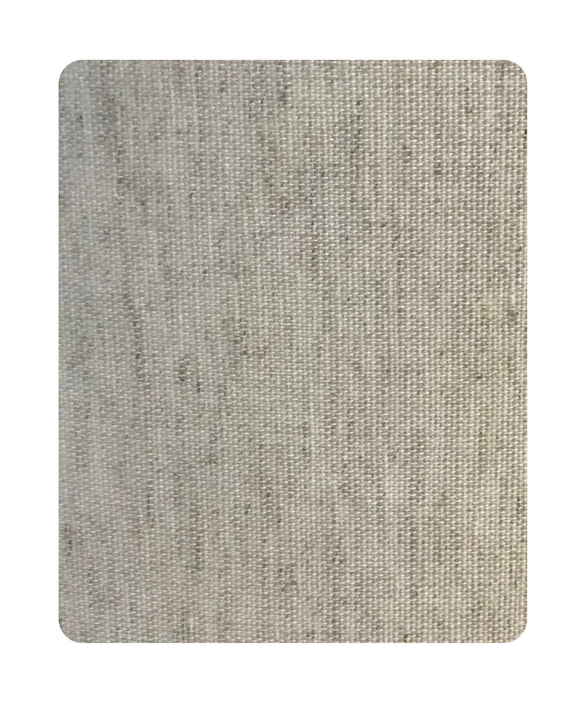 0-002680>10x12x12 SLIP UNO FITTER Textured Oatmeal Drum Shade
