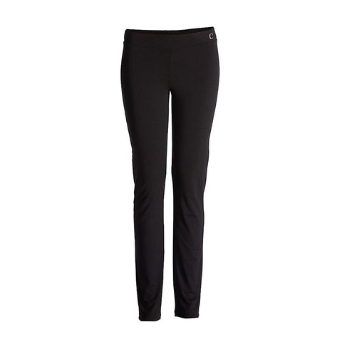 Fitted Jersey Trousers