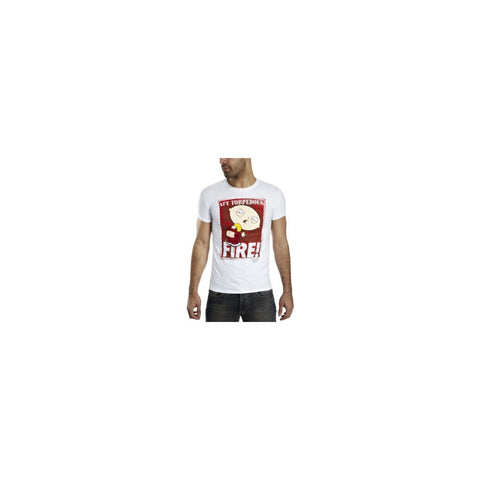 Bravado Family house Stewie Griffin T-shirt