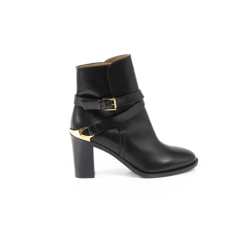 Fratelli Rossetti Womens Ankle Boot 64170 224 LADY ANT NERO