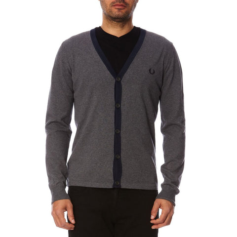 Fred Perry Mens Cardigan 30412234 0033