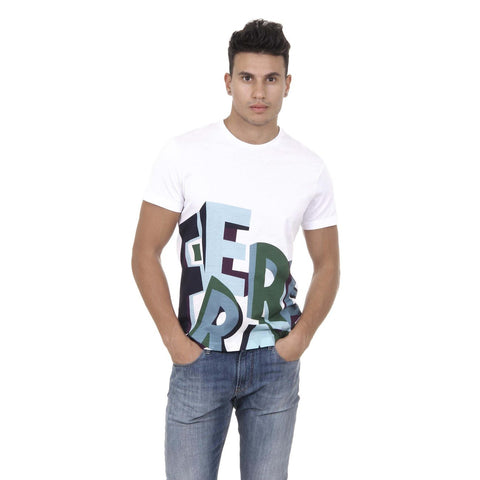 Salvatore Ferragamo Mens T-Shirt 121271 0631531
