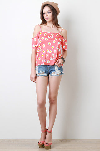 A Cut Above High Waisted Shorts