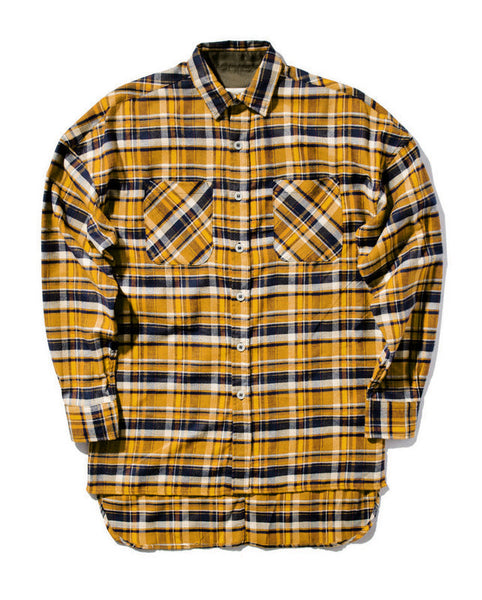 Oxford Flannel - Yellow