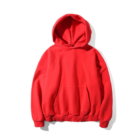 Washed Hoodie - Red Royalty