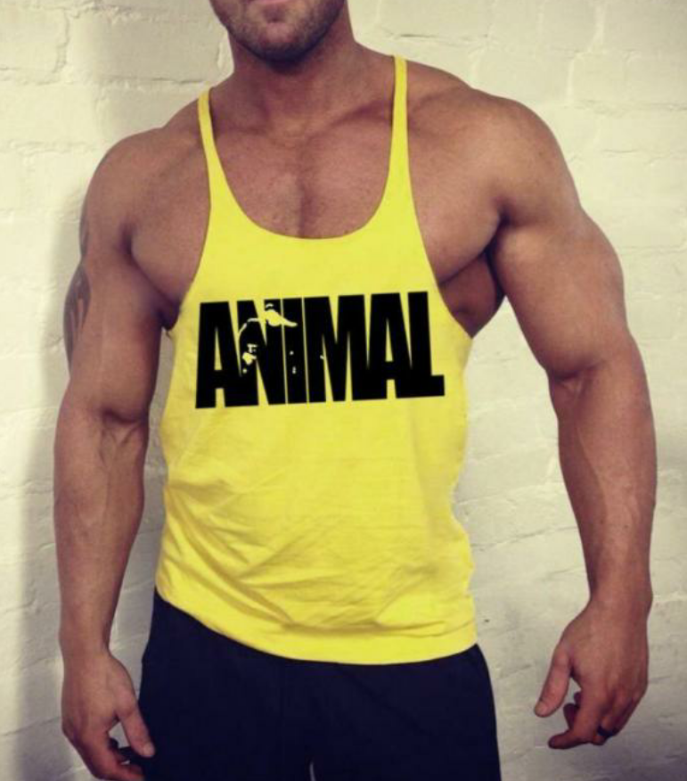 7baa63dcc3a37 Animal stringer Y-back tank Tops – Maxout Sport100