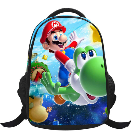 42cm Super Mario cartoon backpack - Free Shipping to N.A. afd97cc51443b
