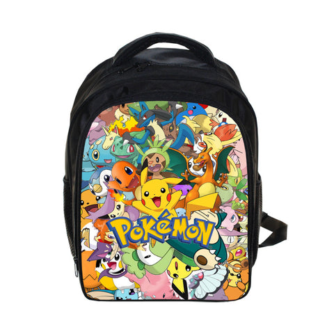 33cm Anime Pokemon Backpack - Free Shipping to N.A. 574f24f4bb3fc