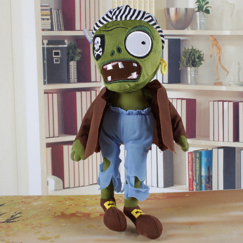 30cm Plants vs Zombies PVZ Plush Toys Game Plants vs Zombies 2 - Free  Shipping to N A