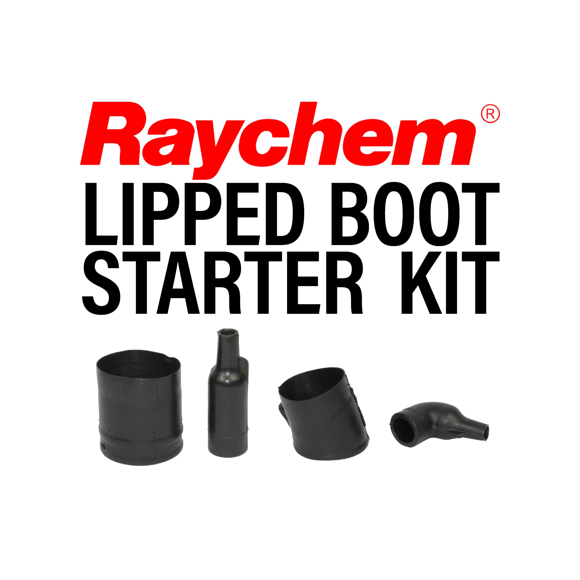 Race Spec Raychem Lipped Boot Starter Kit