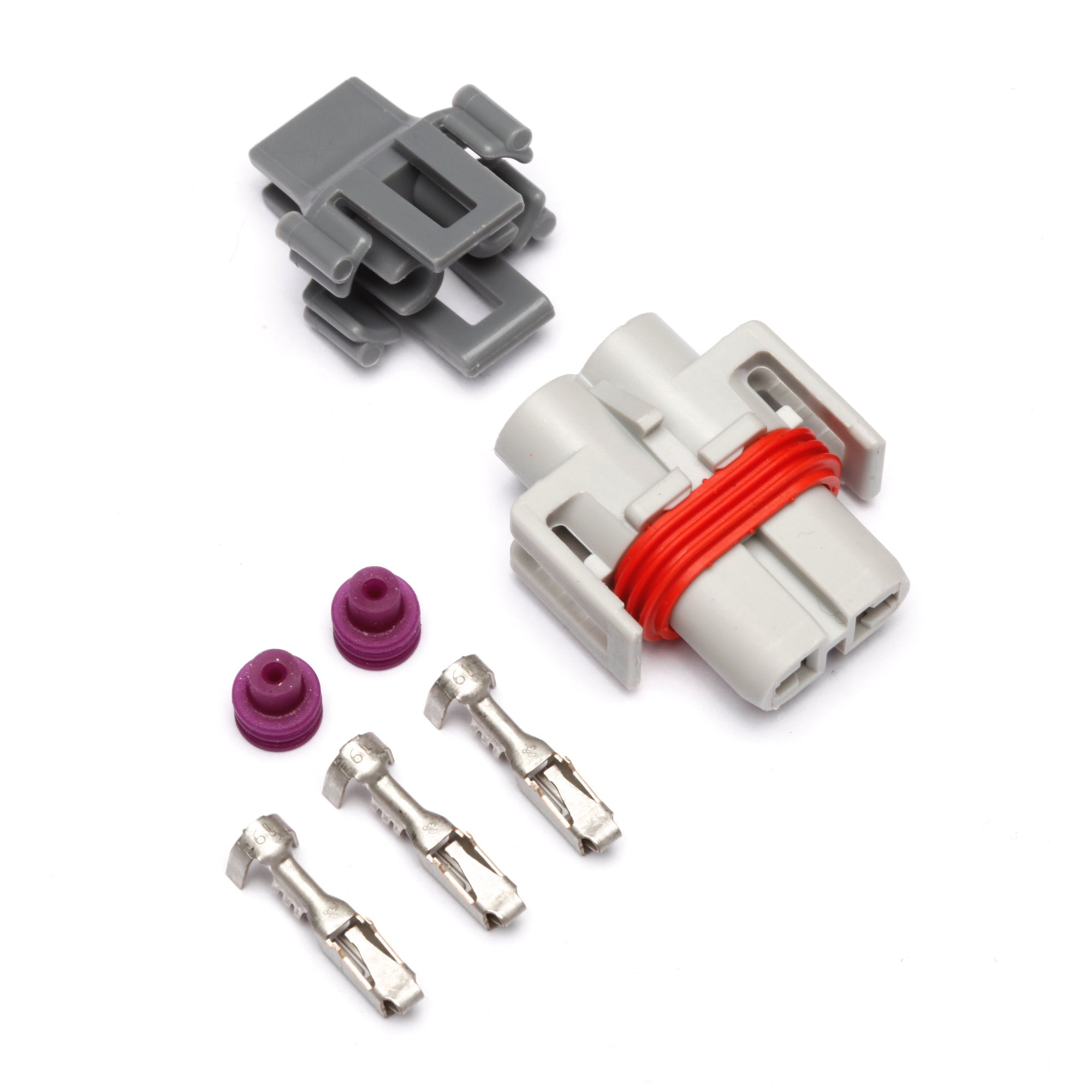 Connectors - Delphi 2-Position Power Connector Kit