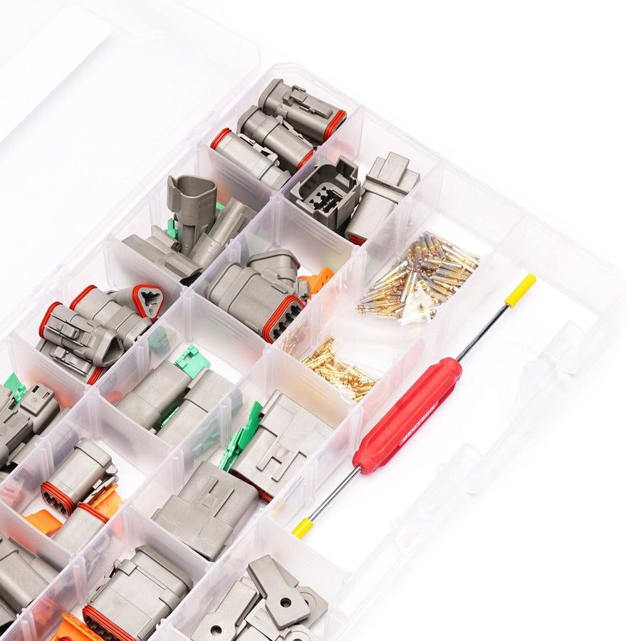 Connectors - Deutsch Industrial Master Kits