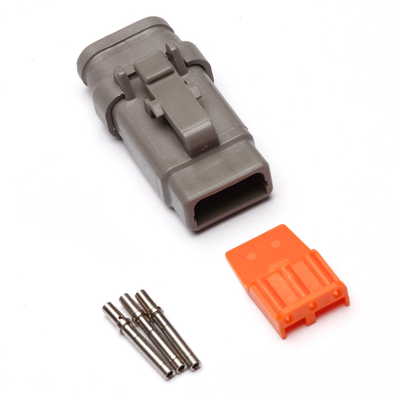 Connectors - DTM Plug Connector Kits