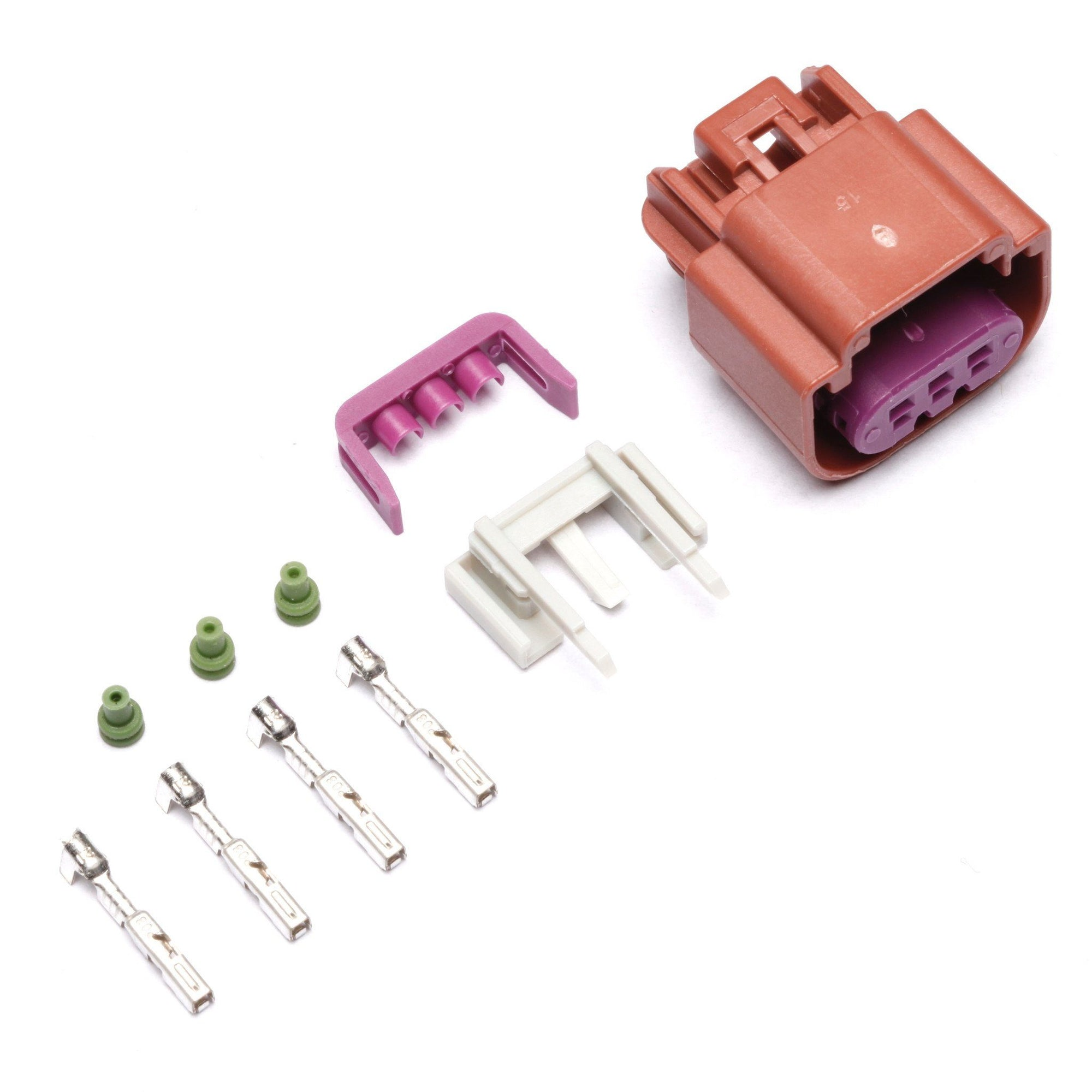 Connectors - GM Flex Fuel Sensor Connector Kit