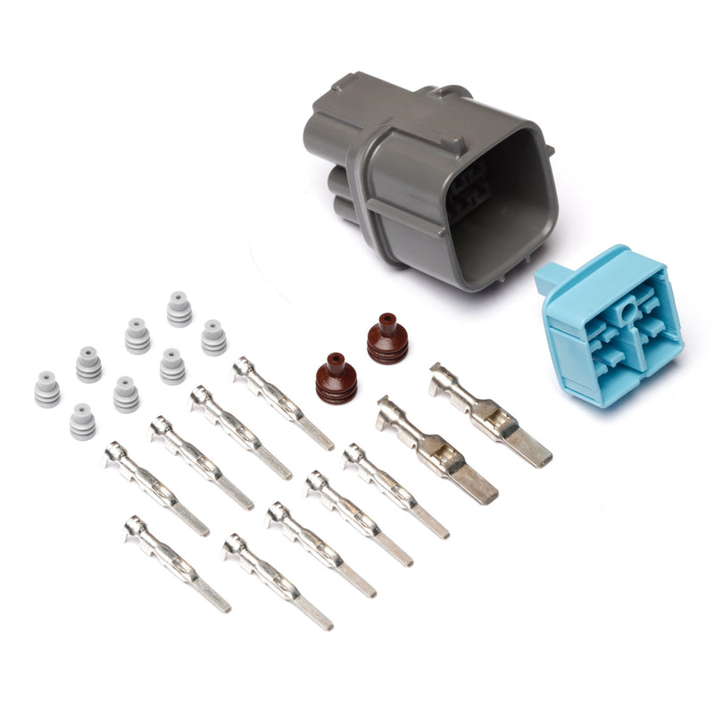 Connectors - Honda OBD2 Distributor Receptacle Connector Kit