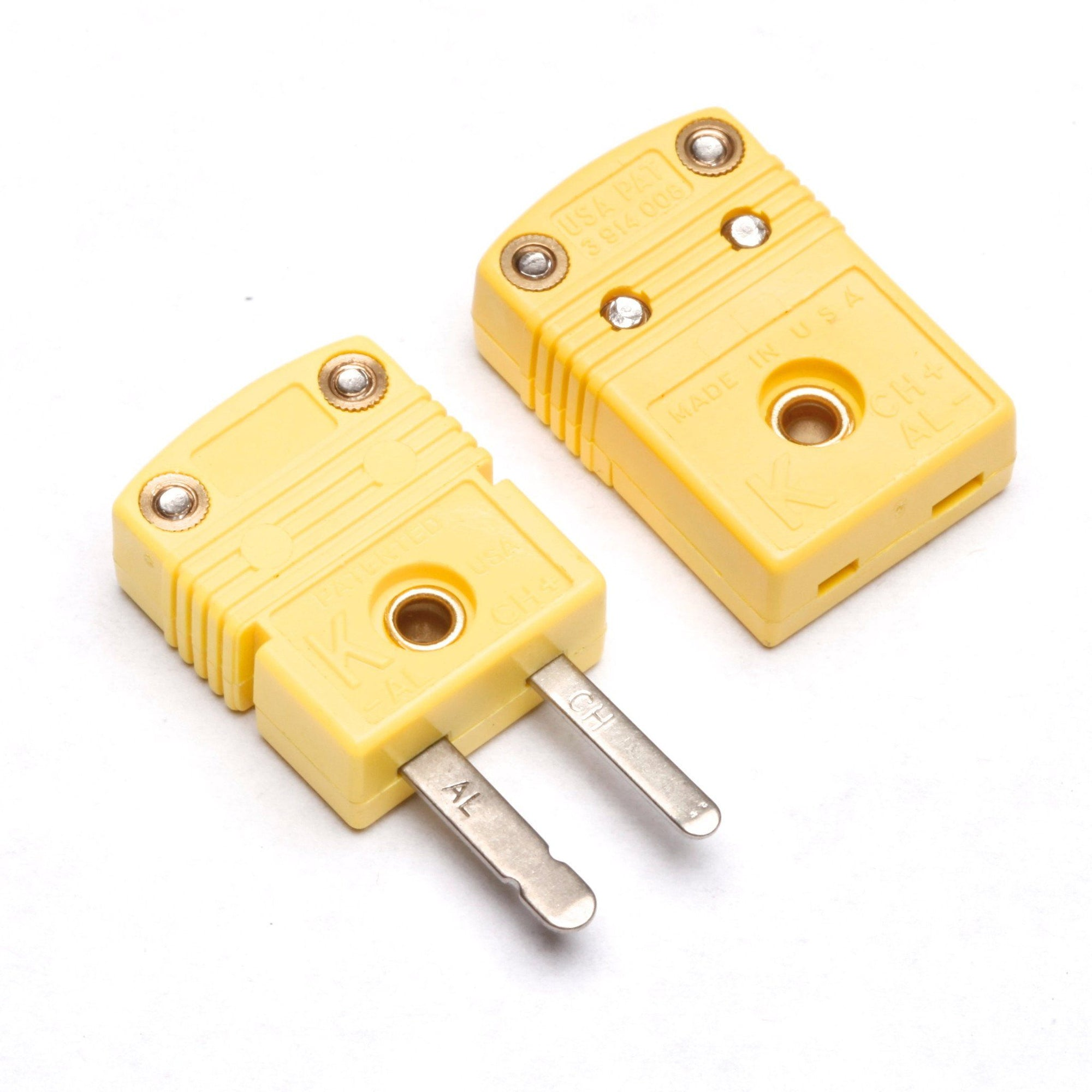 Connectors - K-Type Thermocouple Connector Kit