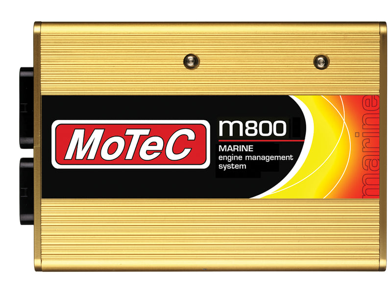 Engine Management - MoTeC M800