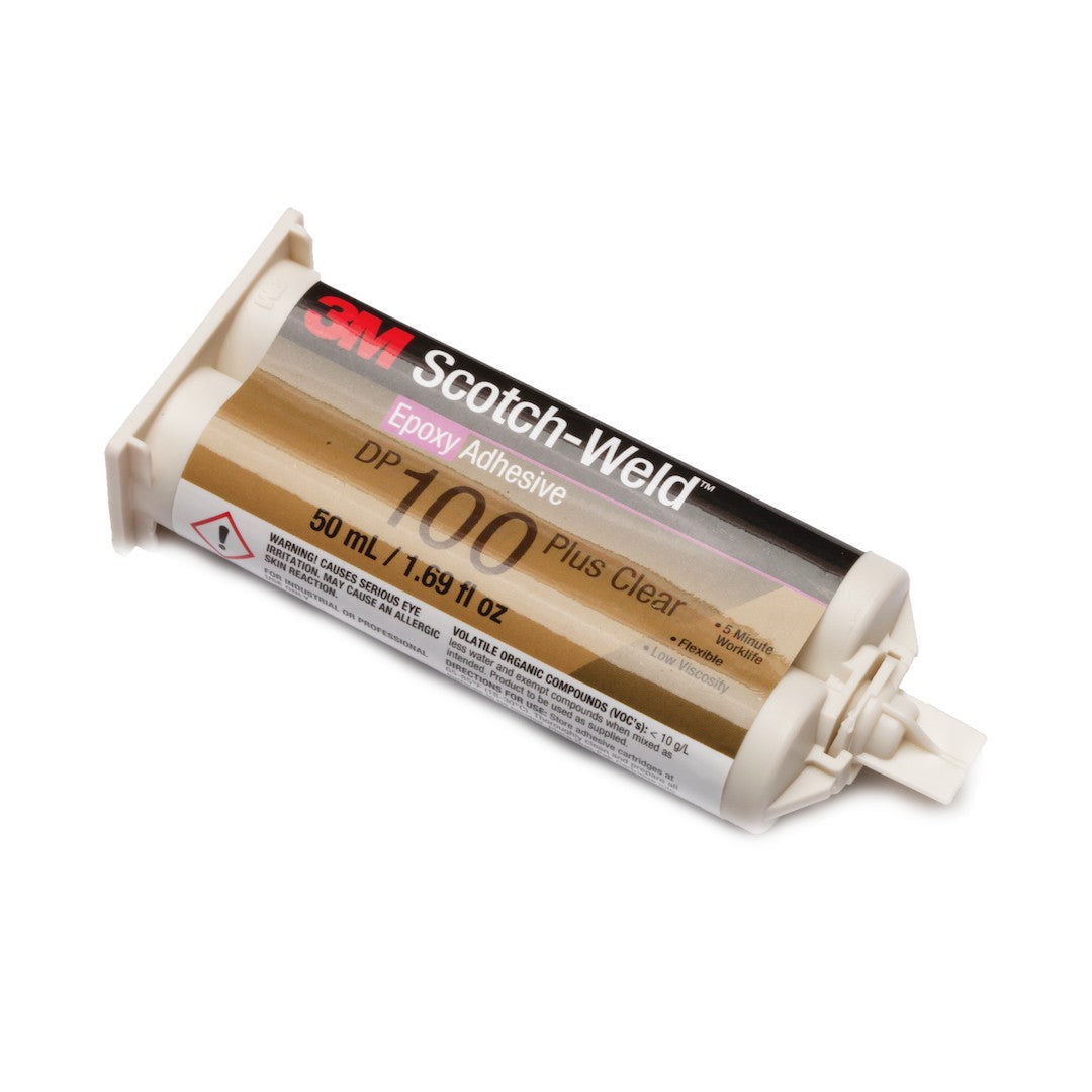 Loom Supplies - 3M DP100 Plus Clear Epoxy Adhesive