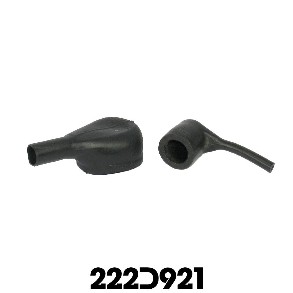 Molded Parts - Raychem 222D Boots