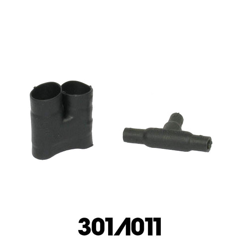 Molded Parts - Raychem 301A Transitions