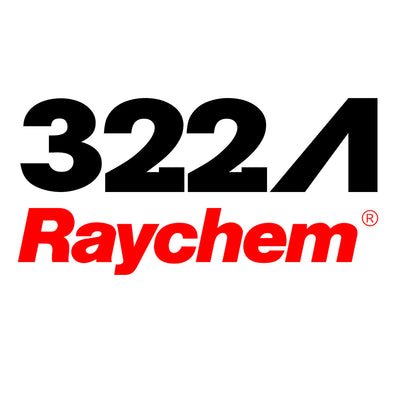 Molded Parts - Raychem 322A Transitions