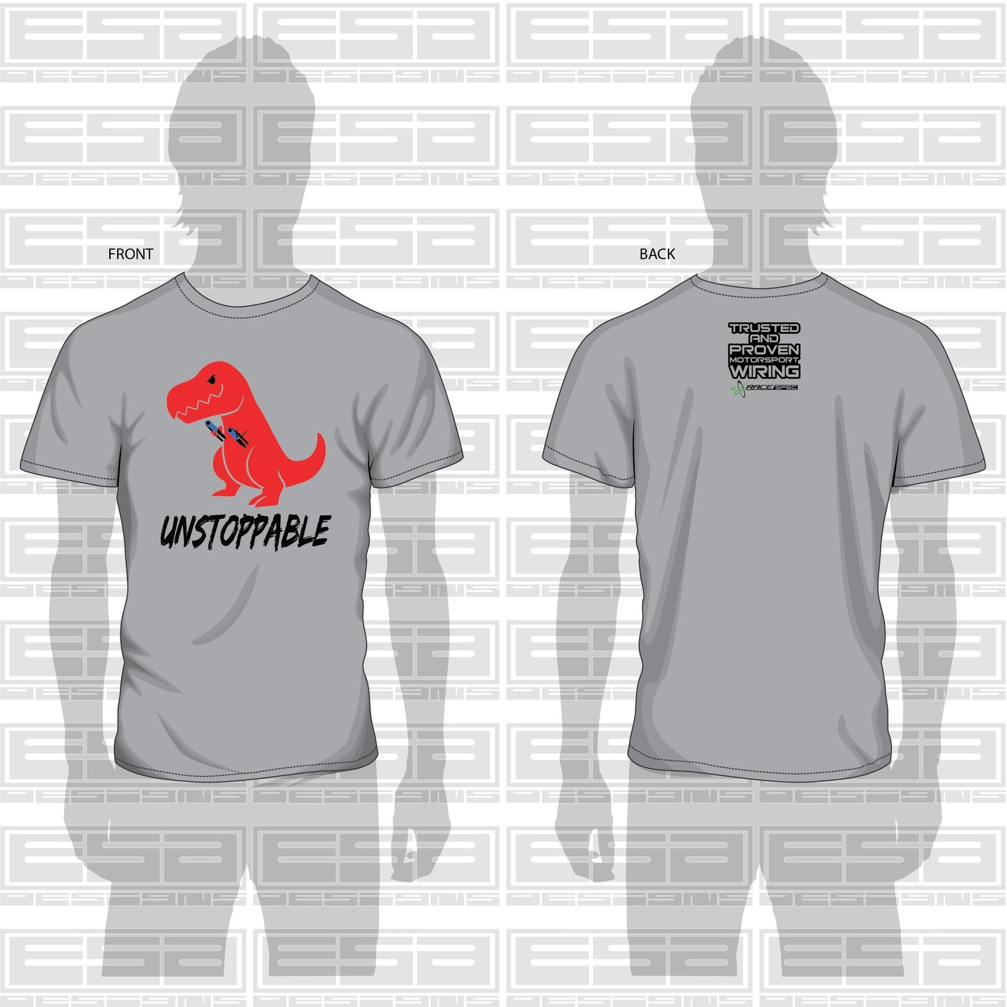 Swag - Race Spec 2016 T-Shirt - 'UNSTOPPABLE'