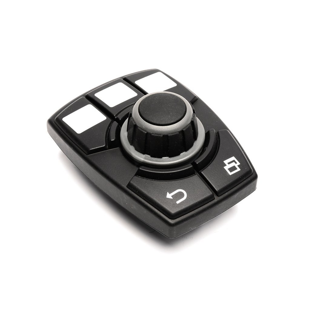 Switches - MoTeC 6-Button Rotary CAN Keypad
