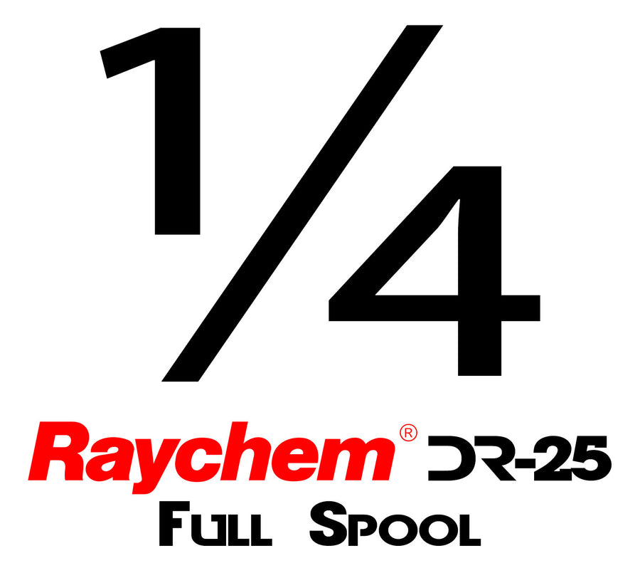 "Tubing - UK Raychem DR-25-1/4"" (Full Spool)"