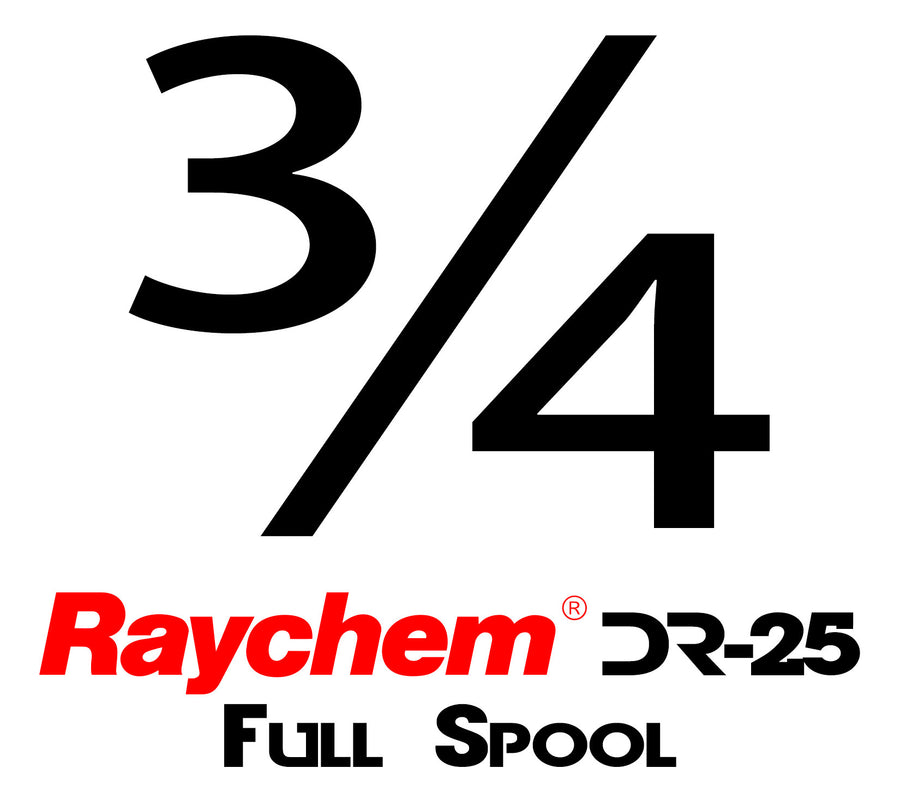 "Tubing - UK Raychem DR-25-3/4"" (Full Spool)"