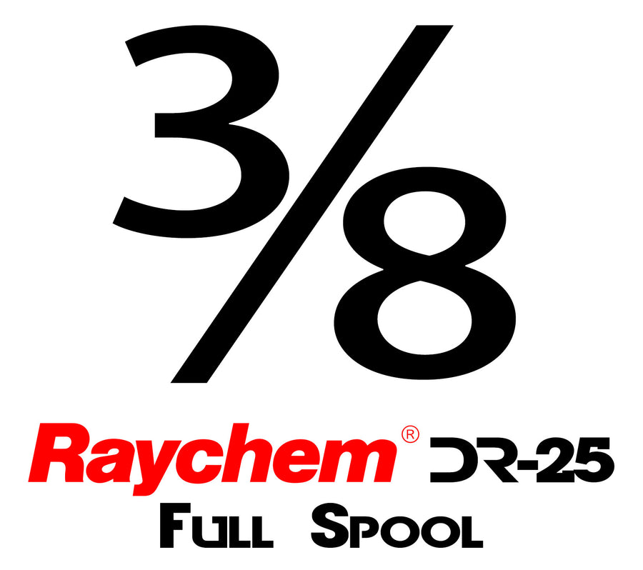 "Tubing - UK Raychem DR-25-3/8"" (Full Spool)"