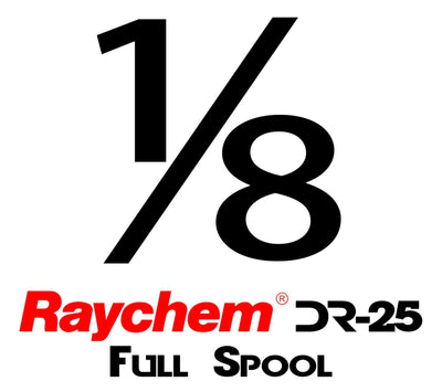 "Tubing - US Raychem DR-25-1/8"" (Full Spool)"