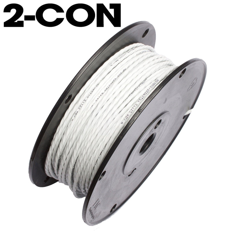 Wire - 2-Conductor Shielded Cable