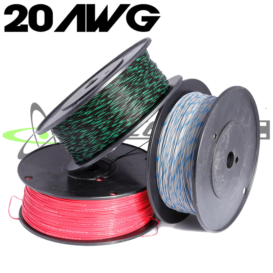 Wire - 20 AWG M22759/32 Tefzel Wire
