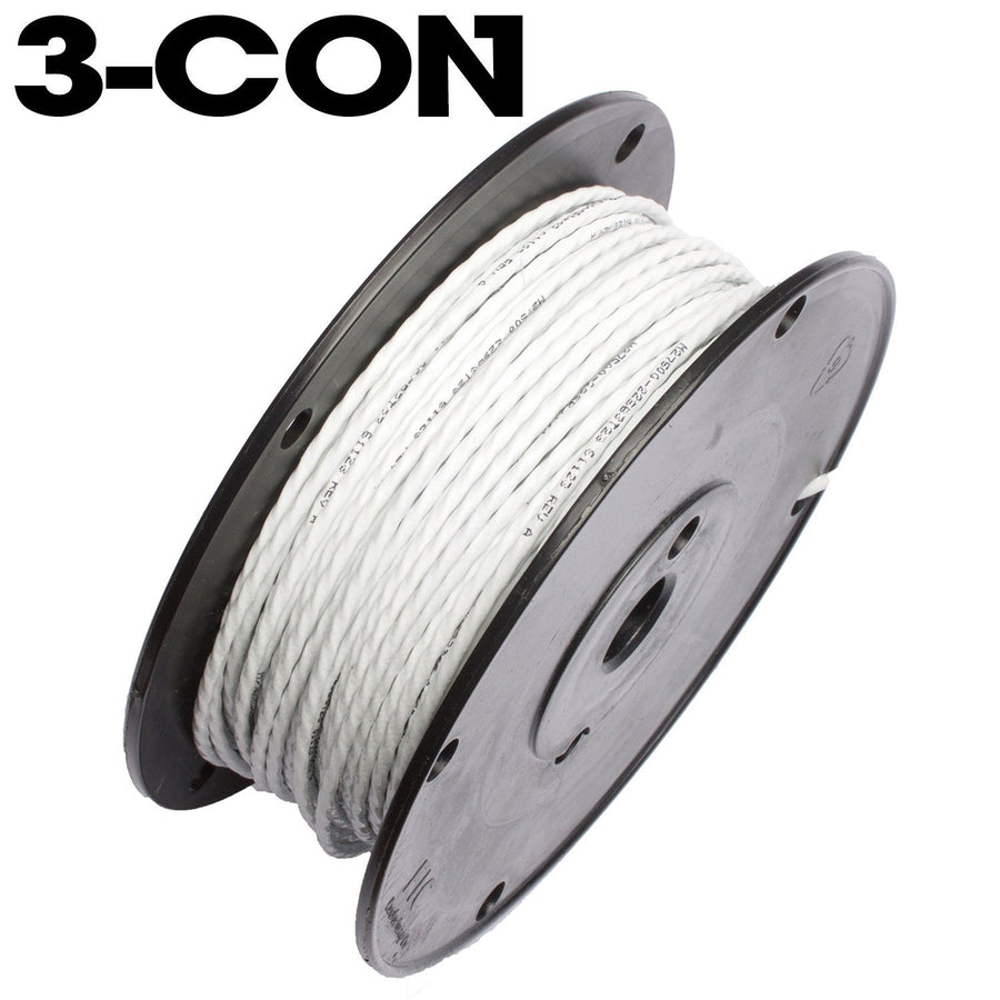 Wire - 3-Conductor Shielded Cable