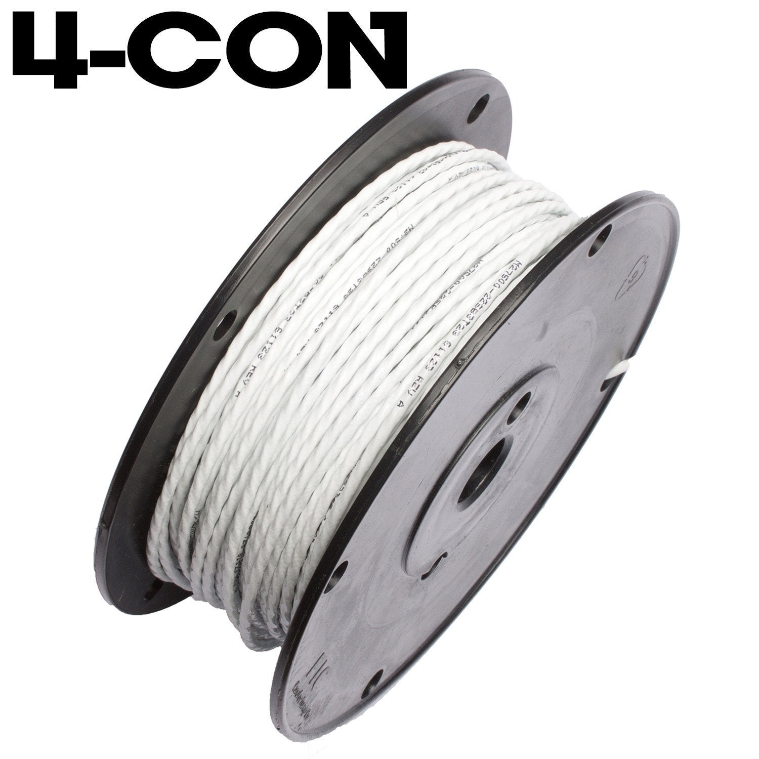 Wire - 4-Conductor Shielded Cable