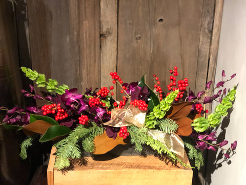 Rebel Petal Christmas Flowers Decor Ottawa Florist