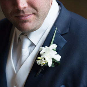 Classic Boutonniere