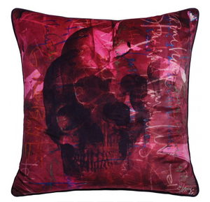 Goth Accent Cushion
