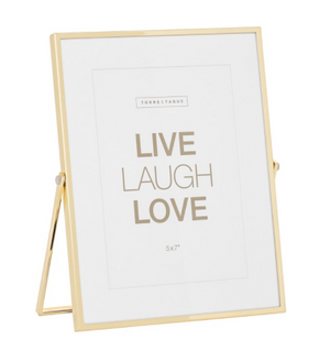 Easel Photo Frame