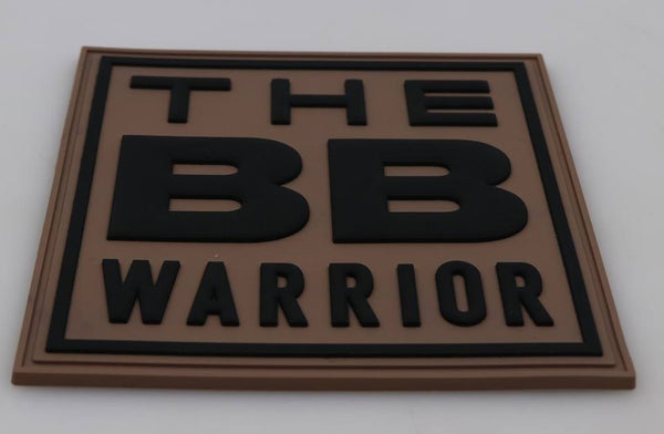 The BB Warrior Support Patch (Subdued)