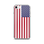 U.S. Flag iPhone 7/7 Plus Case