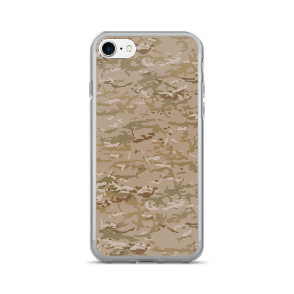 Multicam Arid iPhone 7/7 Plus Case