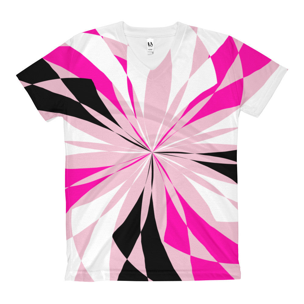 Rosado Women's V-Neck T-Shirt