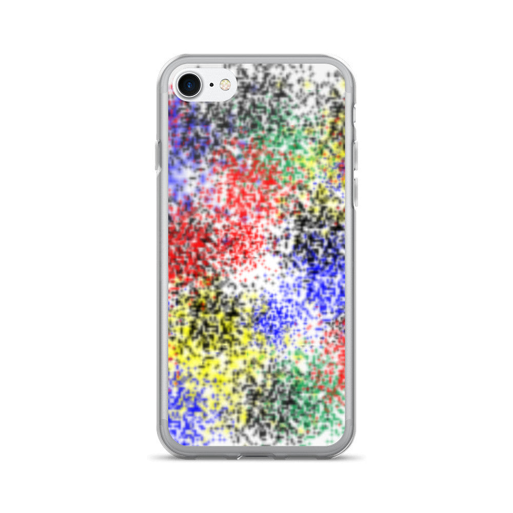 Alina Paint Splatter iPhone 7/7 Plus Case