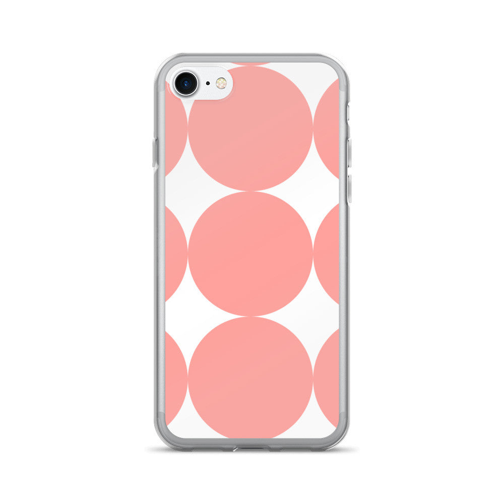 Pink Dots: iPhone 7/7 Plus Case