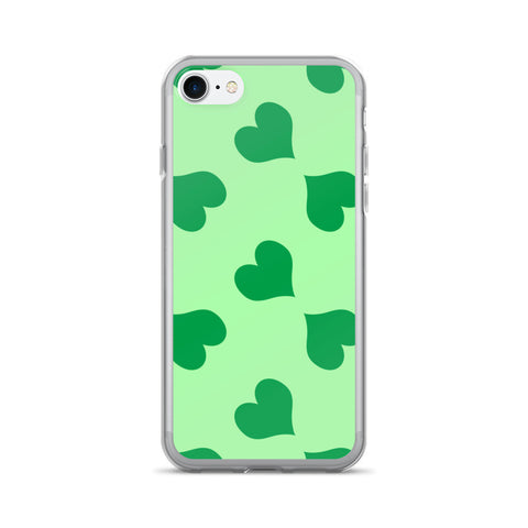 Le Coeur Vert: iPhone 7/7 Plus Case