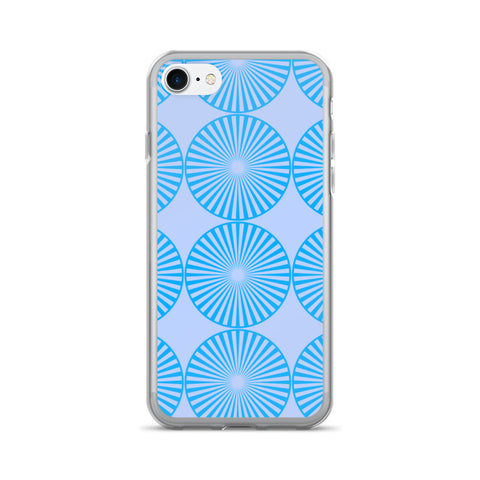 Aqua Blue iPhone 7/7 Plus Case