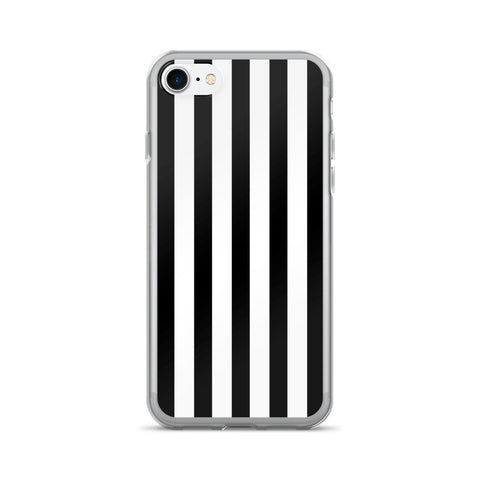 Black And White Stripes iPhone 7/7 Plus Case