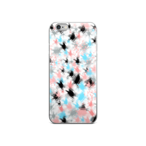 Paint Splatter: iPhone 5/5s/Se, 6/6s, 6/6s Plus Case