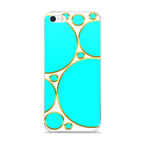Pebbles iPhone 5/5s/Se, 6/6s, 6/6s Plus Case